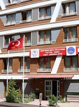 Taptuk Emre Öğrenci Yurdu Eskişehir