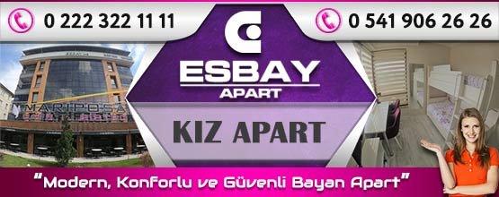 Esbay Bayan Apart Eskişehir
