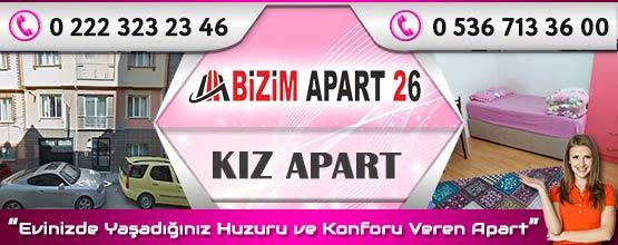 Bizim Apart 26 Eskişehir