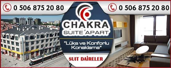 Chakra Suite Eskişehir