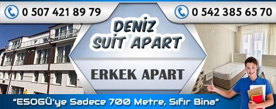 Deniz Suit Apart Eskişehir