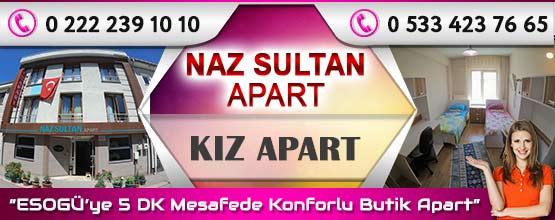 Naz Sultan Apart Eskişehir