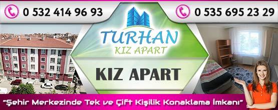 Turhan Kız Apart Eskişehir
