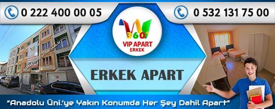 360 Vip Erkek Apart Eskişehir