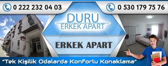 Duru Erkek Apart Eskişehir