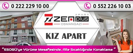 Zen Plus Apart Osmangazi Eskişehir