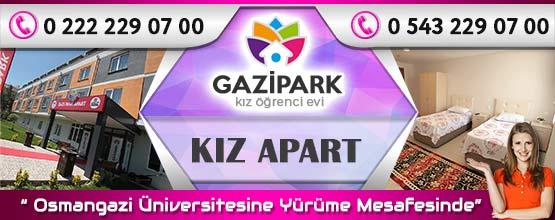 Gazi Park Apart Eskişehir