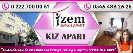 İzem Bayan Apart Eskişehir