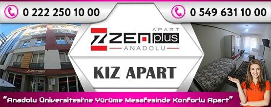 Zen Plus Apart Anadolu Eskişehir