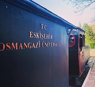 Osmangazi Üniversitesi Kampüsler