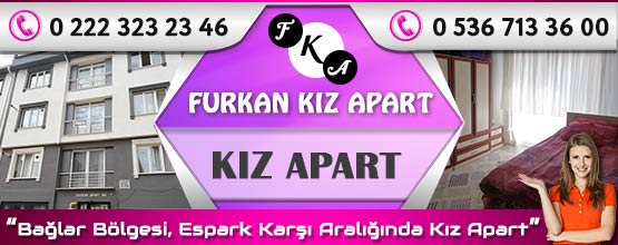 Furkan Kız Apart Eskişehir
