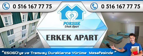 Porsuk Erkek Apart Eskişehir