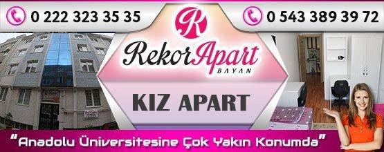 Rekor Bayan Apart Eskişehir