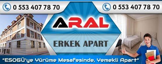Aral Erkek Apart Eskişehir