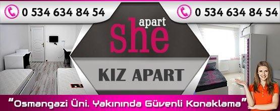 She Apart Eskişehir