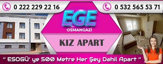 Ege Kız Apart Osmangazi Eskişehir