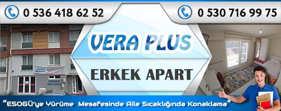 Vera Plus Erkek Apart Eskişehir
