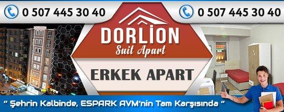 Dorlion Suit Erkek Apart Eskişehir