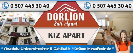 Dorlion Suit Kız Apart 2 Eskişehir