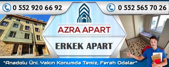 Azra Erkek Apart Eskişehir