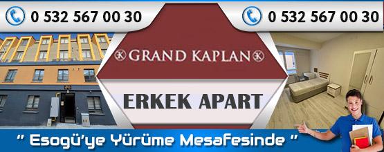 Grand Kaplan Erkek Apart Eskişehir