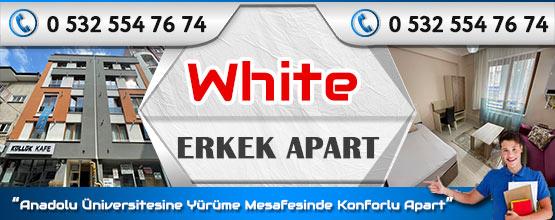 White Erkek Apart Eskişehir